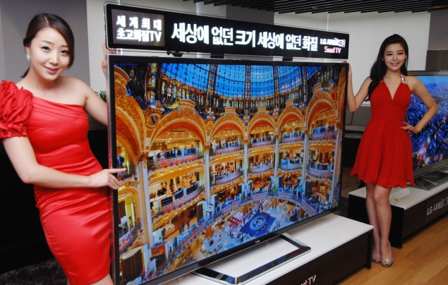 LG to showcase high definition displays for mobiles, tablets, laptops and more at CES 2013