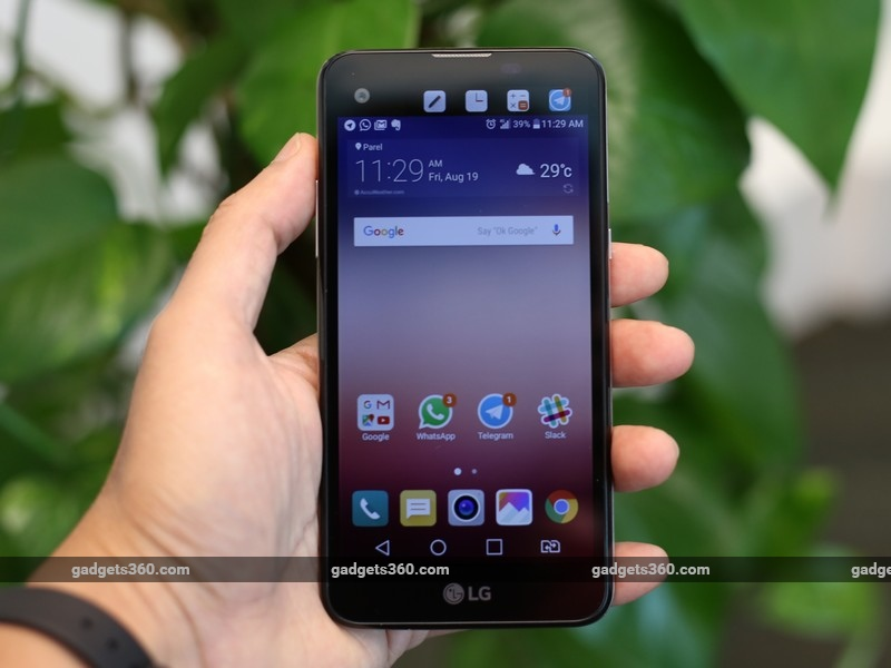 LG X screen Review