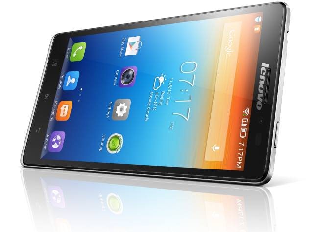 Lenovo Vibe Z with 5.5-inch full-HD display, Android 4.3 launched at Rs. 35,999