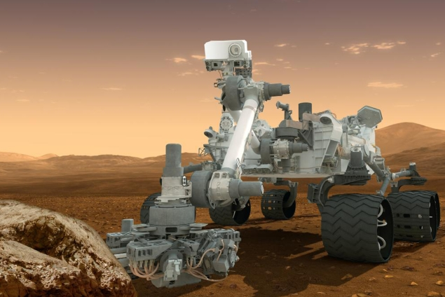 NASA aims to launch Mars rover twin in 2020