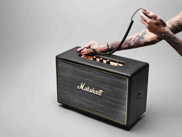 Marshall Headphones unveils Hanwell and Stanmore speakers in India