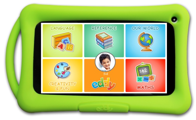 Eddy, rugged Android 4.2 tablet for children launched at Rs. 9,999