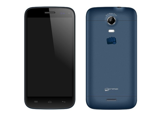 Micromax Canvas Turbo Mini with Android 4.2 listed online at Rs. 14,490