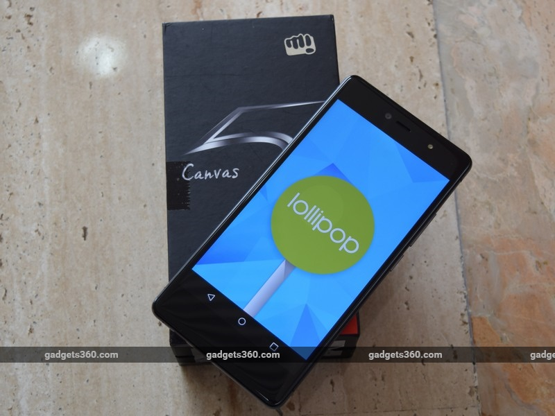 Micromax Canvas 5 Review