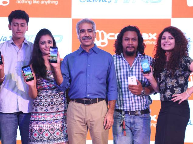 25 Percent of Smartphones Sales Will Be Online in 2 Years: Micromax