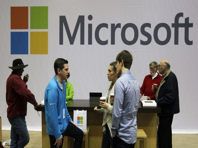 Microsoft, Intel find takers at Wall Street as Internet shares break down