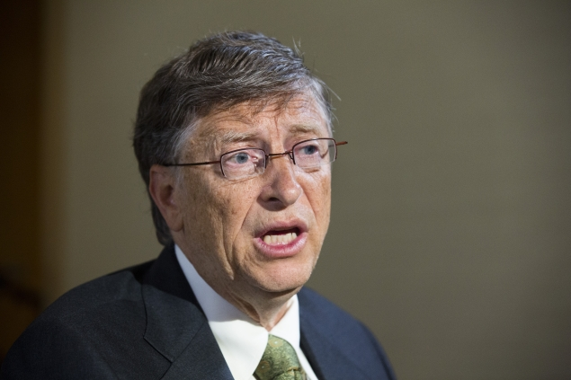 Bill Gates says 'frustrated' iPad users can't type or create documents