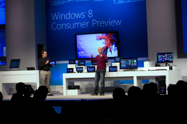 New poll suggests 52 percent people haven't heard of Windows 8