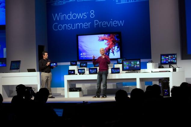 Windows 8 selling well despite PC slump: Microsoft