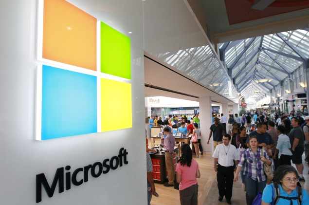 Microsoft to set-up experience zones in Indian multi-brand retail stores: Report