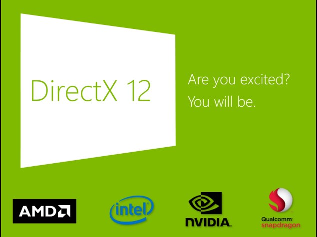 GDC: Microsoft announces DirectX 12 for richer PC, console, and mobile graphics
