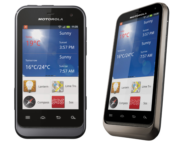 Motorola DEFY XT and DEFY Mini launched in India