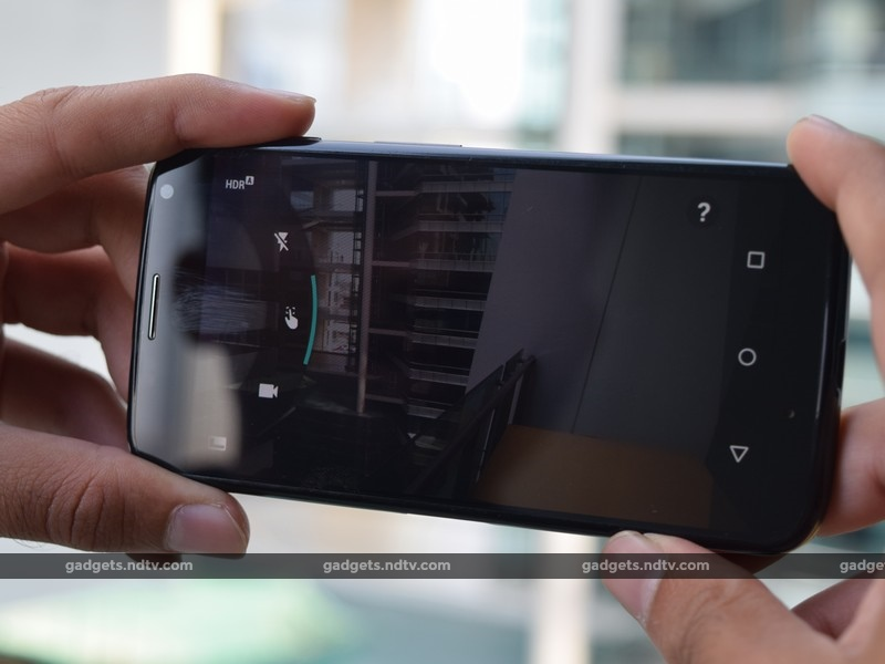 Motorola's Camera, and Why 'Pure' Android Matters