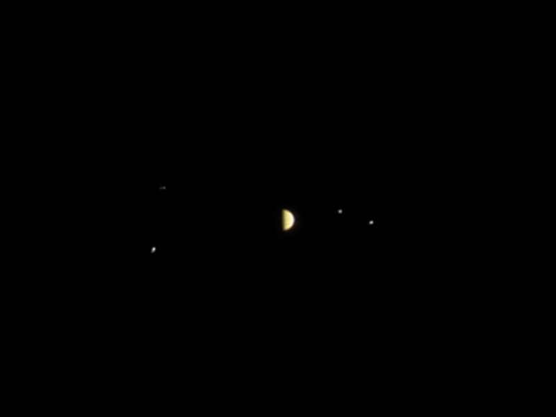 Watch Stunning Time-Lapse Video of Jupiter's Moons Orbiting the Planet