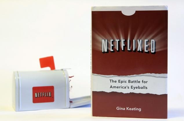 New book digs into Netflix's origins, evolution