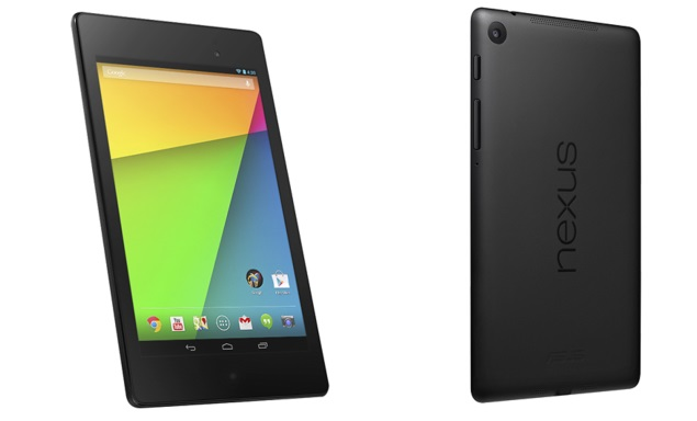 Google Nexus 7 successor up for pre-orders in US, sports full-HD display, Android 4.3