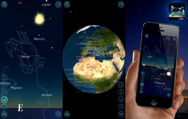 Six favourite apps for stargazing