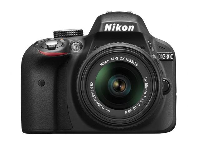 Nikon D3300 DSLR unveiled at CES 2014, along with five new Coolpix cameras
