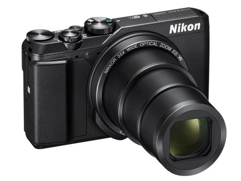 Nikon Coolpix A900, B700, B500 Compact Zoom Cameras Launched