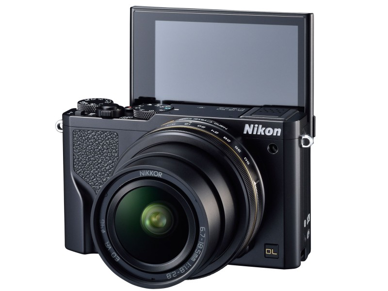 Nikon Enters Premium Compact Camera Space With New 'DL' Series