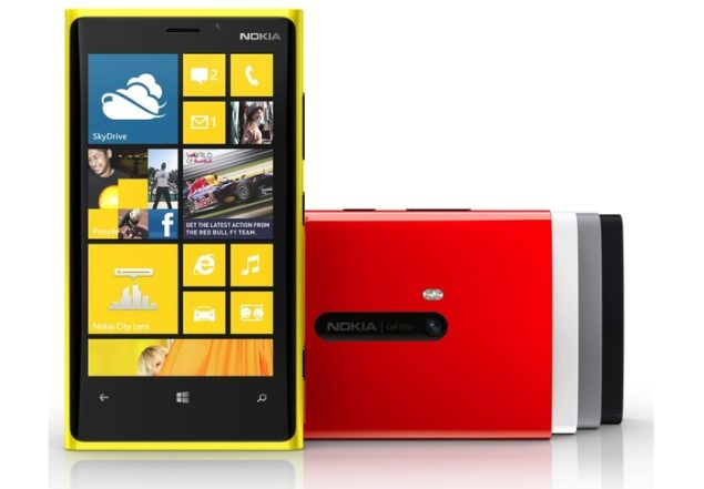 Nokia Lumia 920 successor codenamed 'Catwalk' to be thinner, lighter: Report