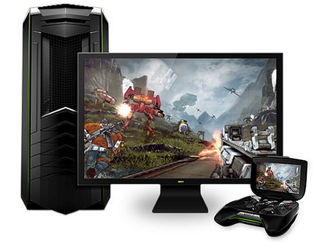 Nvidia GameStream-Ready PCs and Wi-Fi routers revealed ahead of CES 2014