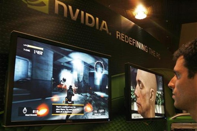 Sony's PlayStation 4 to get NVIDIA's PhysX and APEX support