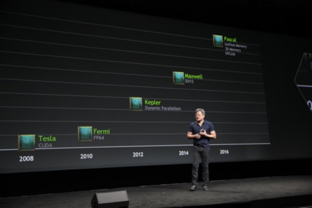 Nvidia announces NVLink architecture, 3D stacked memory, Pascal GPU