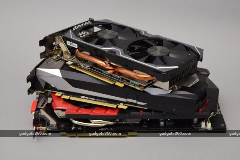 MSI GeForce GTX 1060 Gaming X and Zotac GeForce GTX 1060 Amp Edition