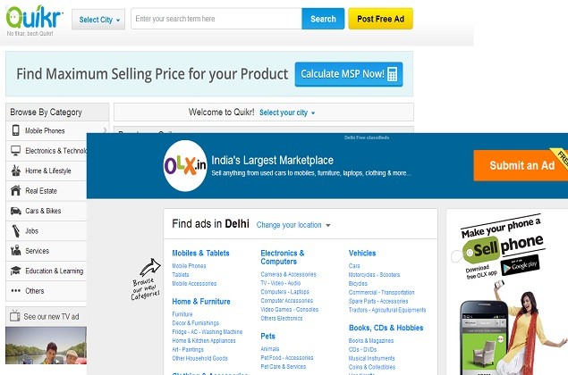 The 10 Weirdest Things You Can Buy Off OLX and Quikr