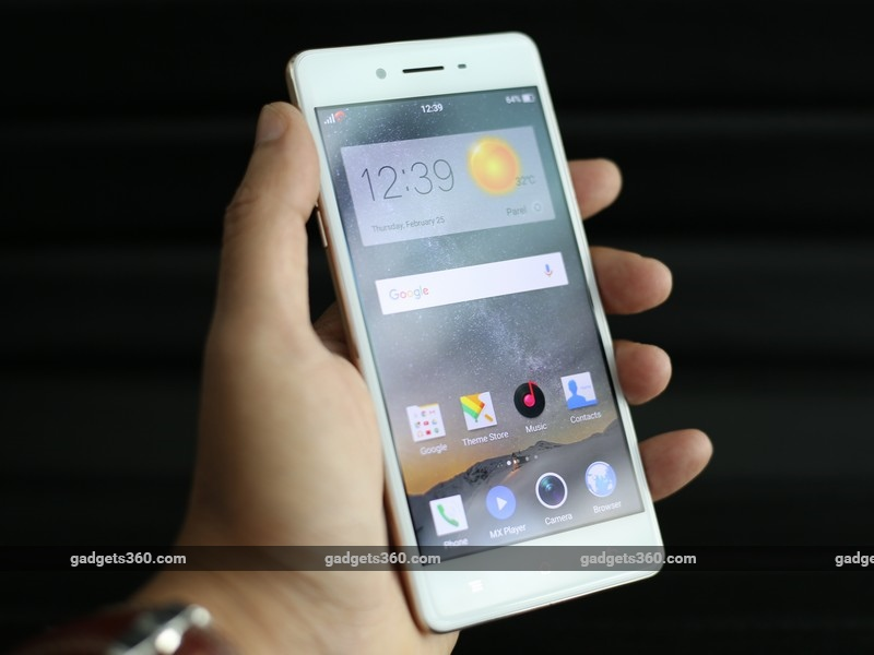 Oppo F1 Review