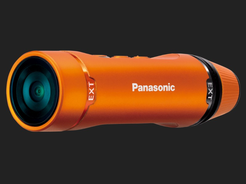 Panasonic HX-A1 Wearable Action Cam Launched at Rs. 19,990
