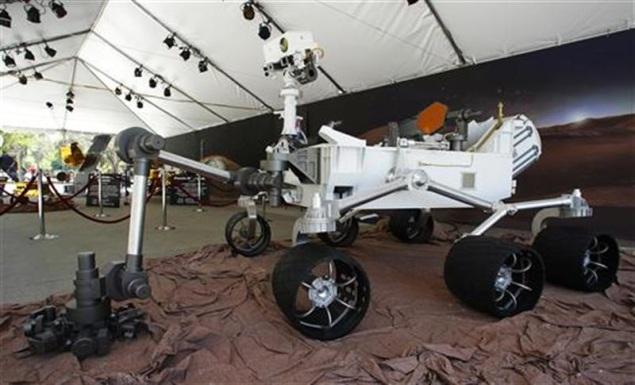 Mars rover Curiosity nears make-or-break landing attempt