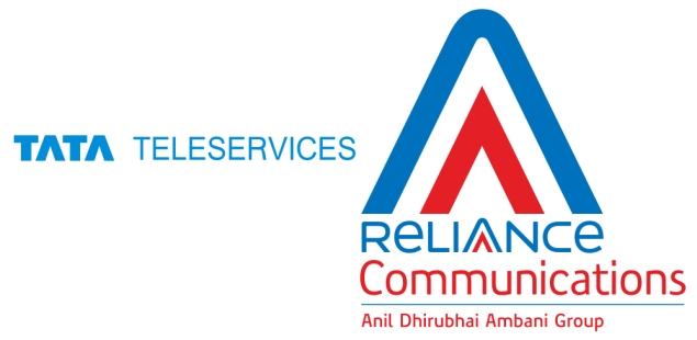 RCom,Tata Tele to be charged Rs. 2,900 crore one-time spectrum fee