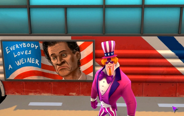 Supreme League of Patriots Review: Sloppy Fun