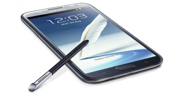 Samsung Galaxy Note III to come with 5.9-inch screen: Report