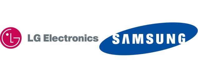 Samsung Lg Logo