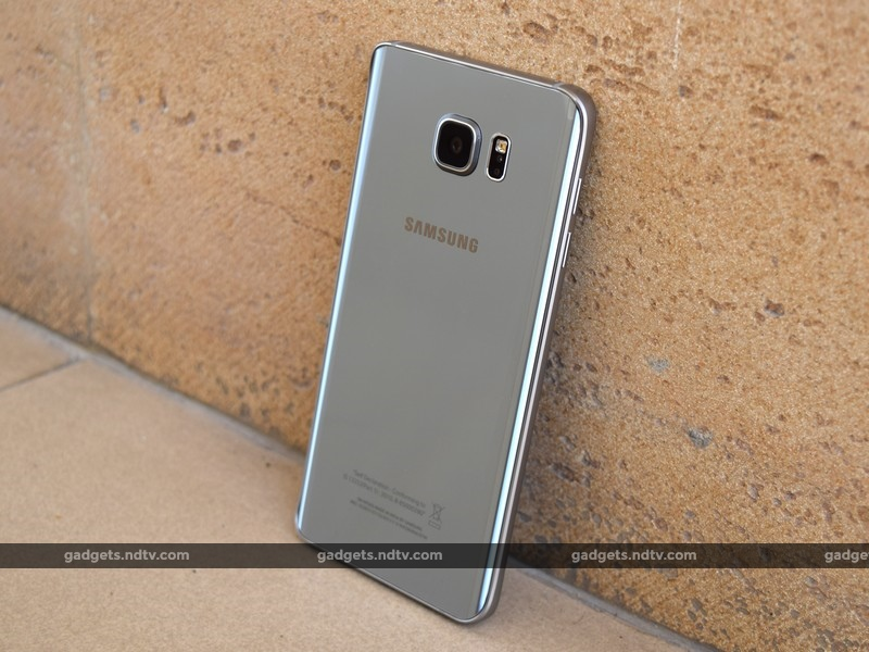 Samsung Galaxy Note 5 Review: Classing It Up | NDTV