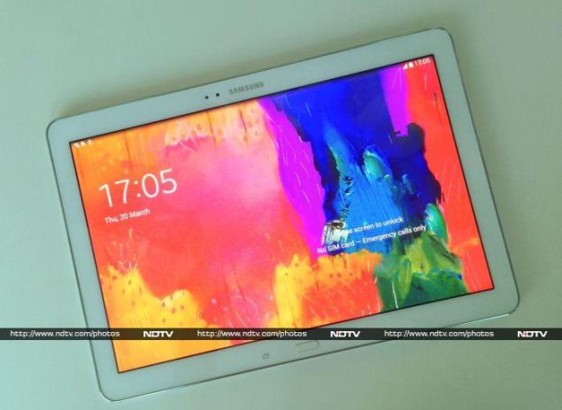 Samsung Galaxy Note Pro review