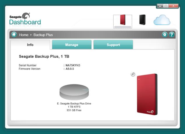 Introducing the seagate dashboard | seagate us.