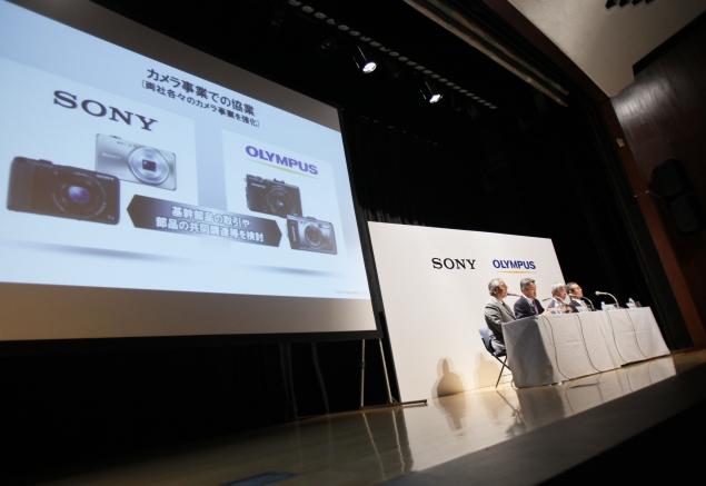 Sony-Olympus alliance to make 3D endoscopes