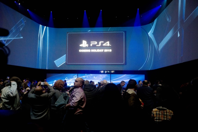 PlayStation 4 'no show' disappoints Sony investors