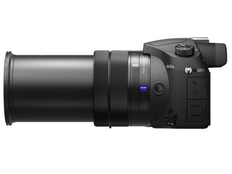 Sony Launches Cyber-Shot RX10 III Super-Zoom Camera