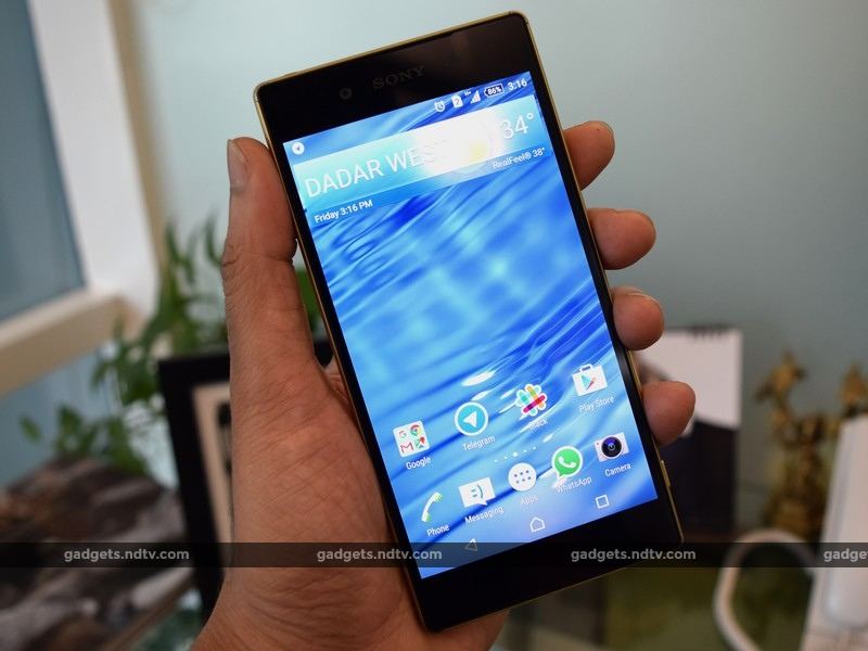 Sony Xperia Z5 Dual Review