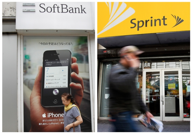 Sprint Nextel in talks to sell major stake to Softbank
