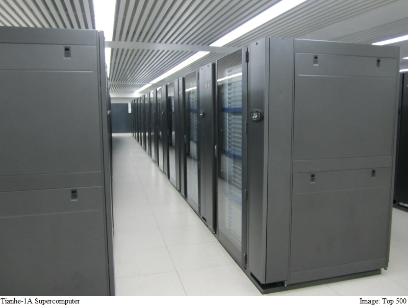 China Plans Supercomputer Capable of More Than a Billion Billion Calculations per Second