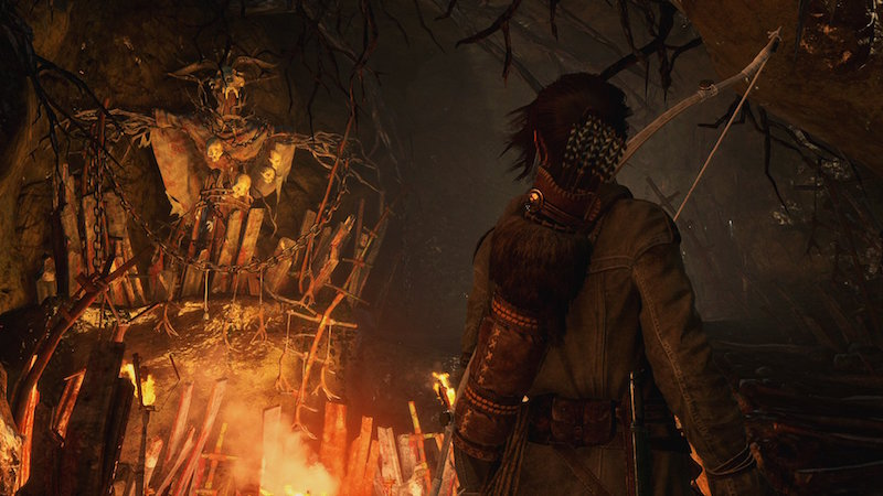 Rise of the Tomb Raider Baba Yaga: The Temple of the Witch Out Early 2016