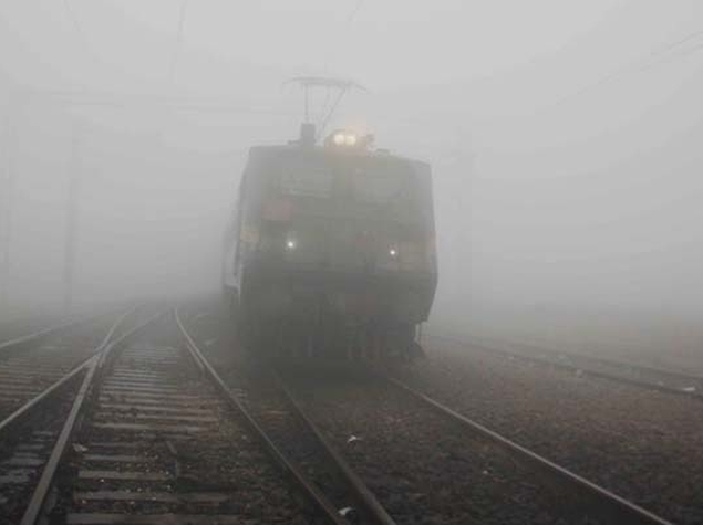 Firecrackers and Fog Men: Facing the Winter With the Northern Railway
