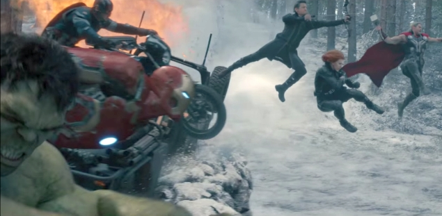 Avengers: Age of Ultron's Third Trailer Is Spoiler-Filled, Awesome