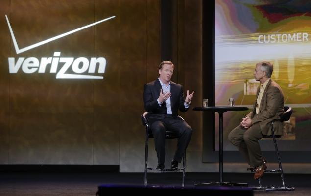 Verizon CEO denies Verizon Wireless buyout talks with Vodafone